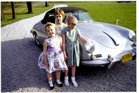 1960 Porche Super Judy&Sue